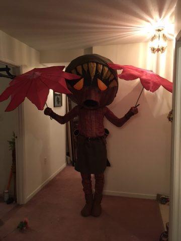 Deku Link Comes To Life In This Costume Adafruit Industries