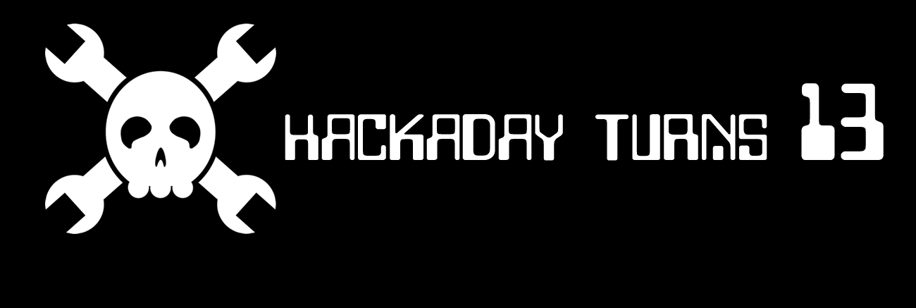 hackaday turns 13