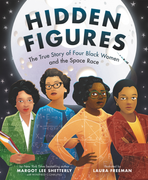 Hidden figures picture book