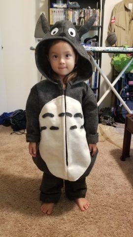 A Raccoon Costume Pattern Becomes Totoro « Adafruit Industries ... 8471f84f2