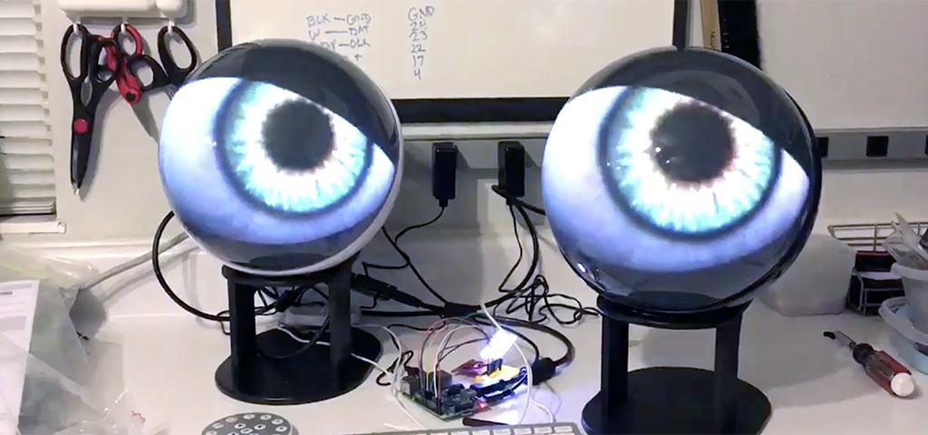 UPDATED GUIDE: Animated Eyes on Raspberry Pi « Adafruit Industries