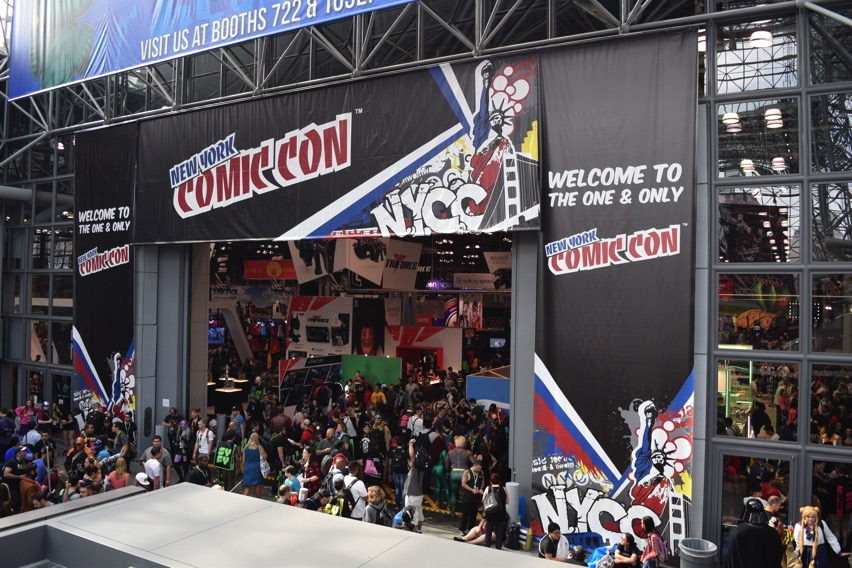 NY Comic Con 2017 in Photos #NYCC #NYCC17 @NY_Comic_Con