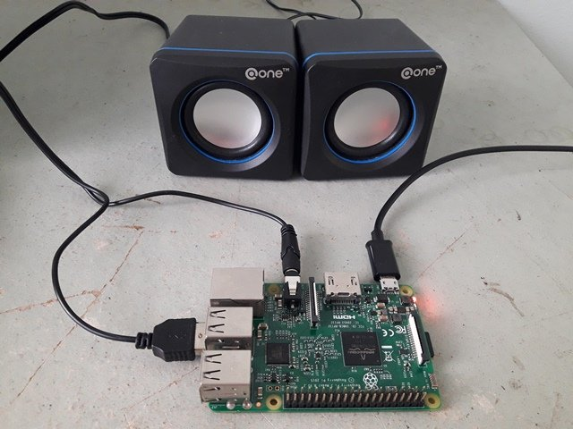 Raspberry Pi Text To Speech