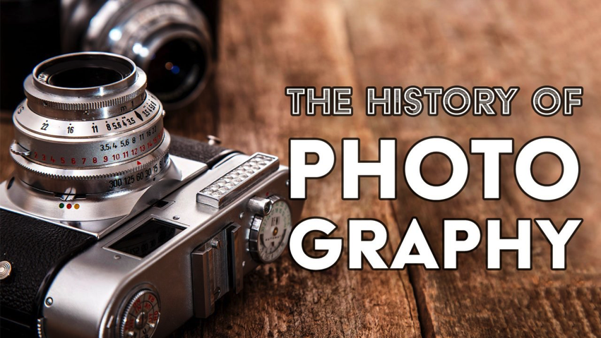 the history of the camera and photography