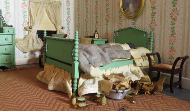 These Extraordinarily Detailed Dioramas Help Solve Murders Co Design