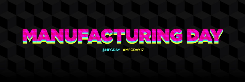 Adafruit manufacturingday 2017 blog
