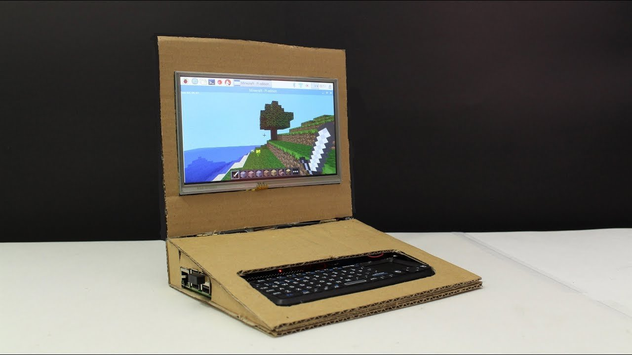 Simple Diy Laptop For Under 100 Piday Raspberrypi
