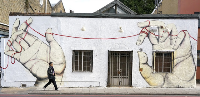 Streetartnews run london 7