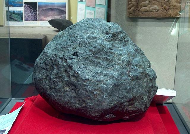 Ensisheim meteorit donnerstein 1 vss2007