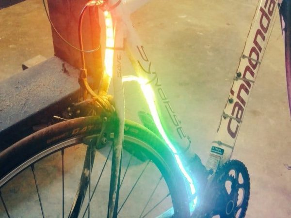 Micro Bit Projects Bicycle Lights Microbit Edu