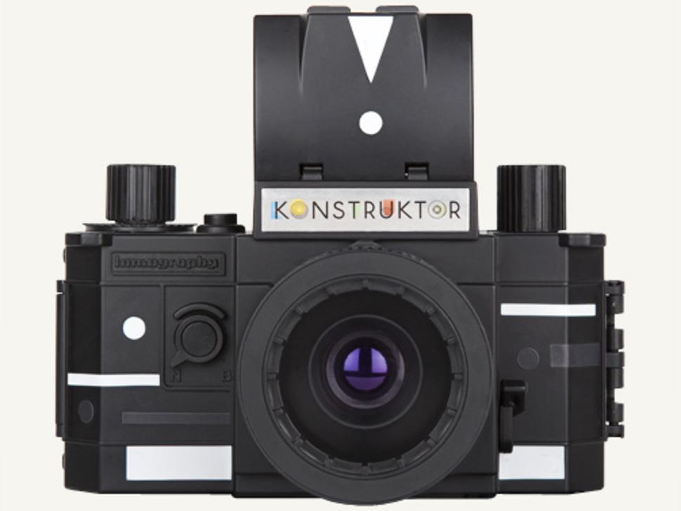 Konstruktor DIY Camera