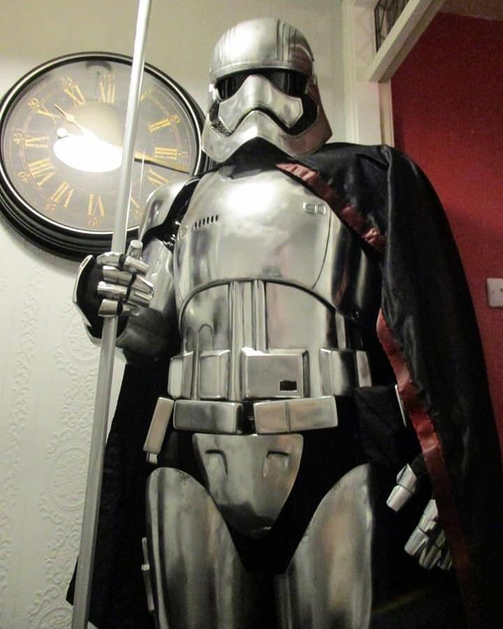 Halloween Costume Star Wars