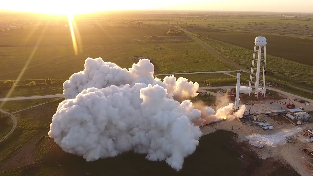 Take a Tour of Texas SpaceX Testing Facility « Adafruit ...