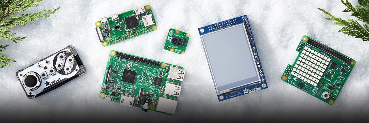 2017 Holiday Gift Guide Raspberry Pi ORIG blog preview