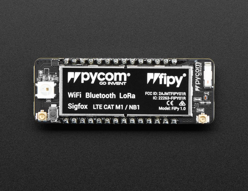 NEW PRODUCTS – Pycom FiPy / Pycom LTE-M Cellular Antenna