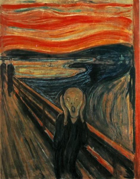 800px The Scream