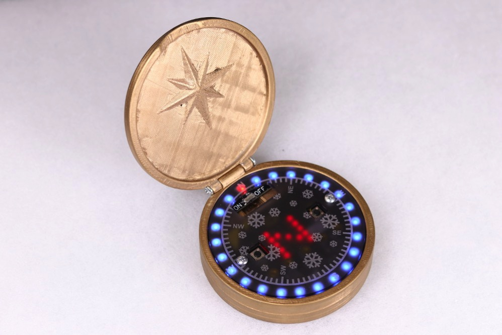 12 makes of christmas microbit zip halo compass main1