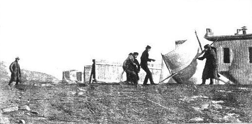 Marconi at newfoundland