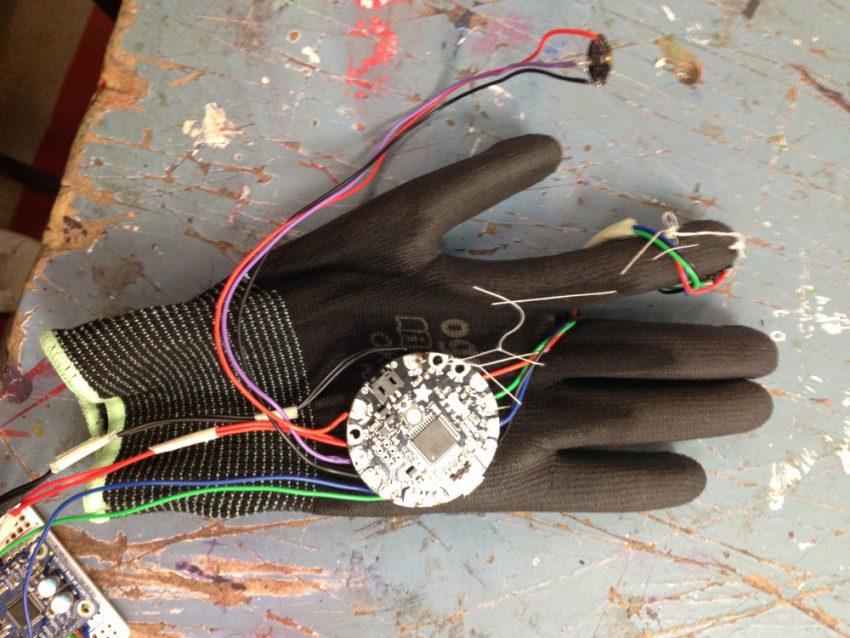 Piano Glove