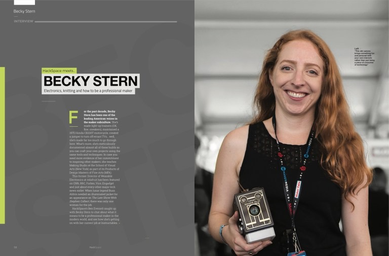 Becky-Stern-Hackspace Interview
