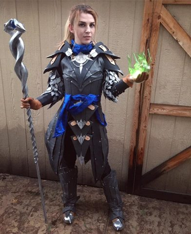 Dragon Age Inquisitor Cosplay