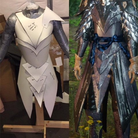 The Making Of A Dragon Age Inquisitor Trevelyan Costume Adafruit Industries Makers Hackers Artists Designers And Engineers Adds different starting armour appearances for all races and classes. dragon age inquisitor trevelyan costume