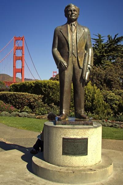 Joseph Strauss Memorial