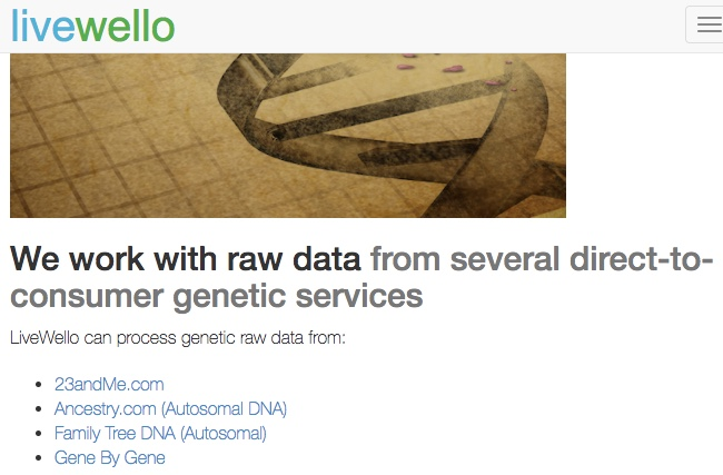 Biohacking: Merging DNA Results from 23andMe and Ancestry