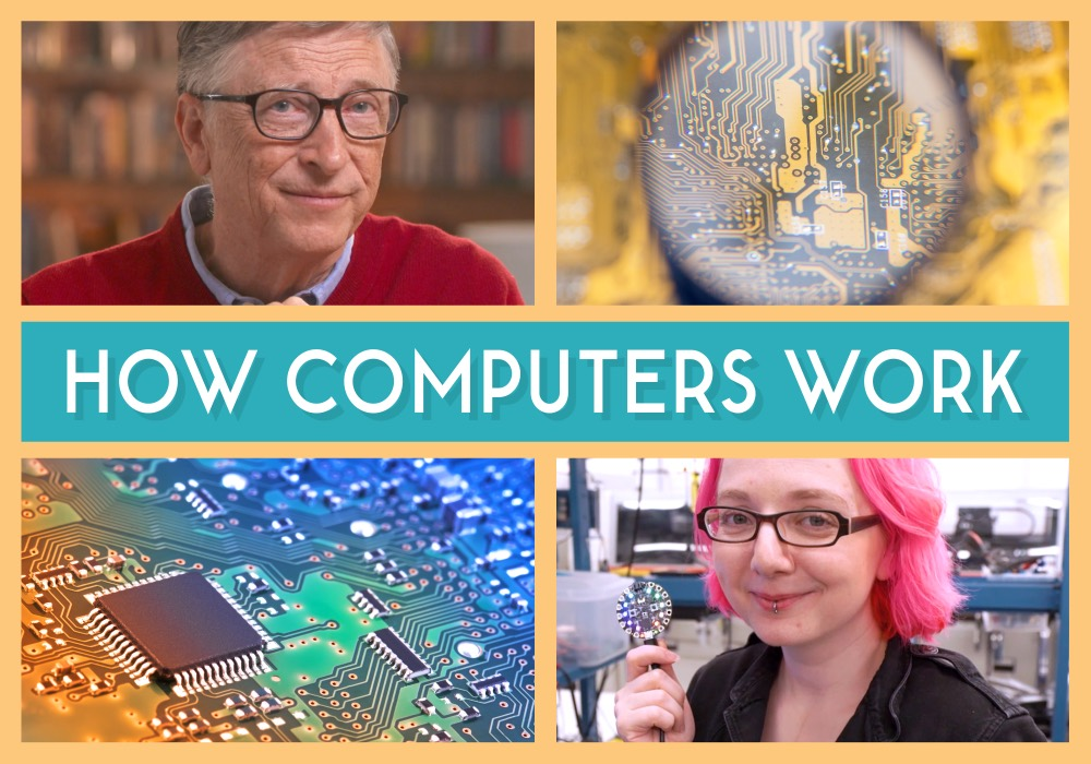 Howcomputerswork Bill Gates