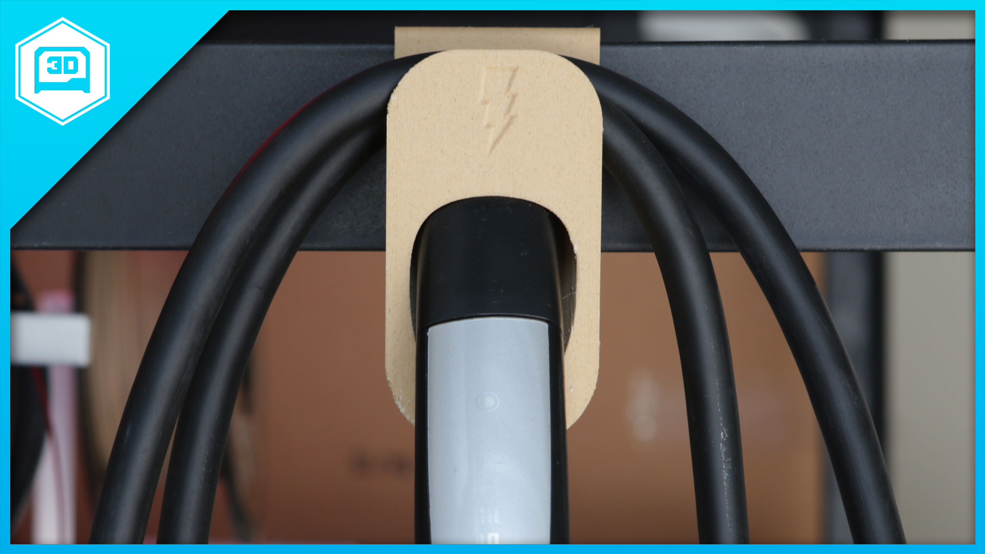 Tesla Plug Holder  3dthursday  3dprinting  U00ab Adafruit