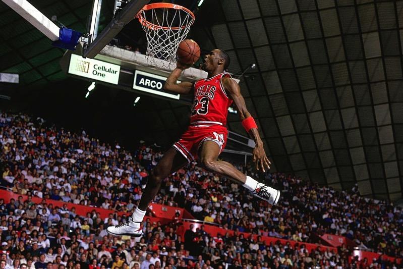 1987 Michael Jordan 001283802