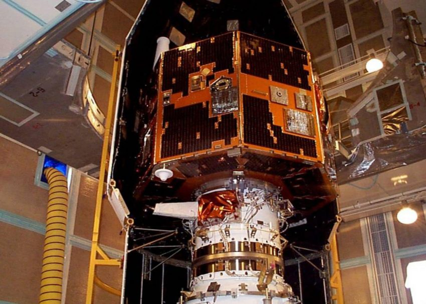 NASA's IMAGE Satellite