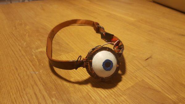 Make Mad Eye Moody U2019s Moving Eye From Harry Potter