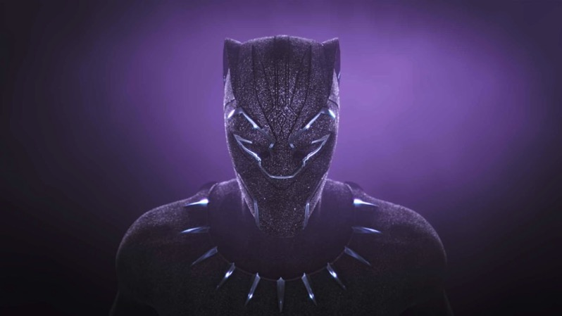 Poster p 1 black panther perception
