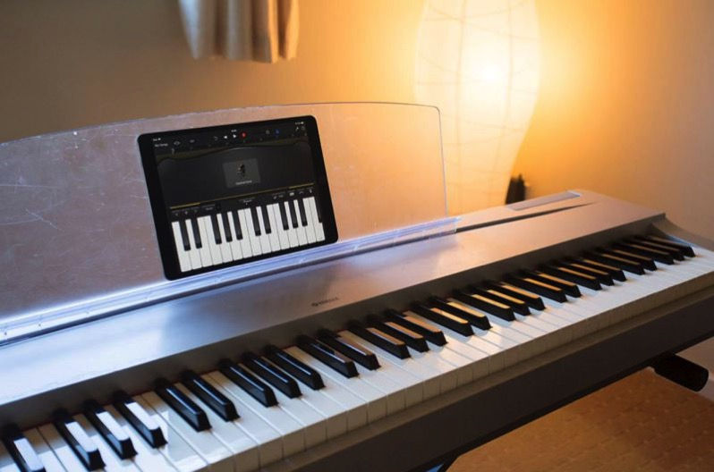 Putting the pi in piano