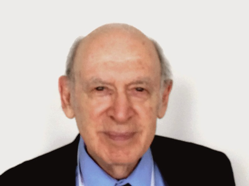 1280px Physics Nobel laureate Jerry Friedman 2016