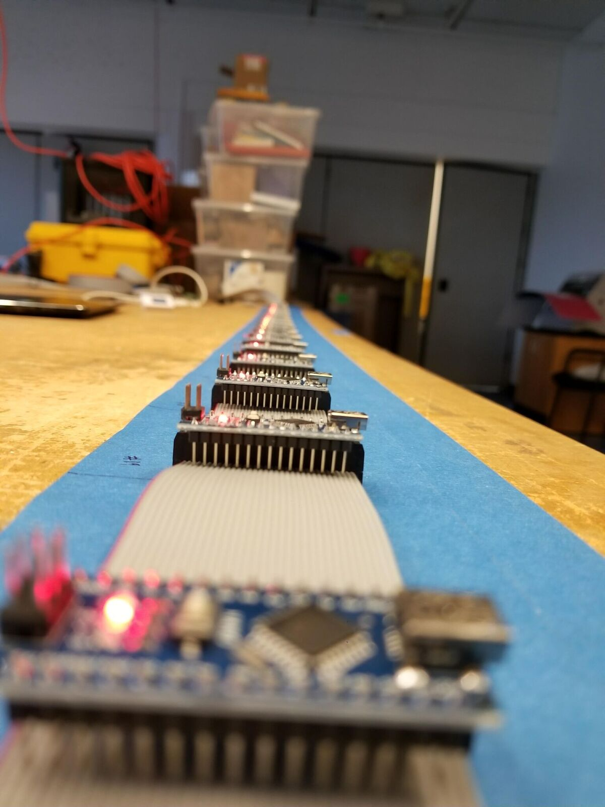 Mitch Altman Created The Ardutouch Music Synthesizer Ieeespectrum Repo Projects A Arduinopsychedeliclightorgan Images Power Stagepng Programmable Rgb Led Sequencer