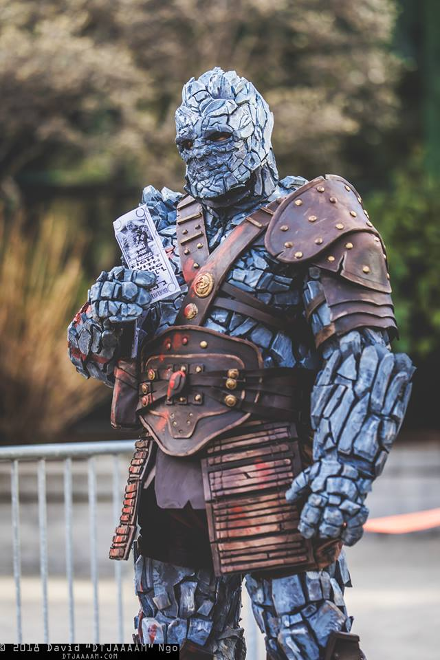 thor  ragnarok korg costume could start a revolution