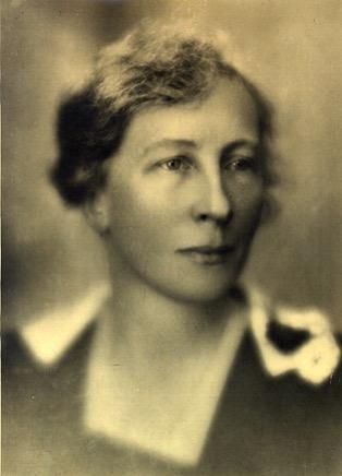Lillian Moller Gilbreth 1921
