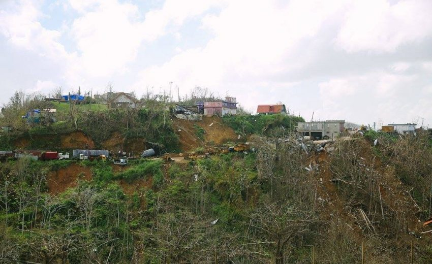 Puerto Rico after Hurricane Maria
