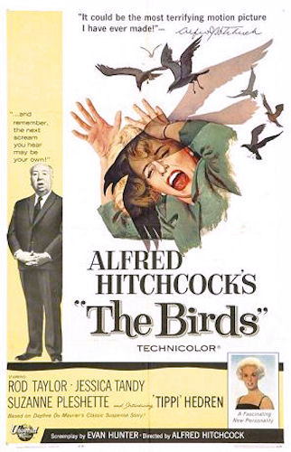 The Birds original poster