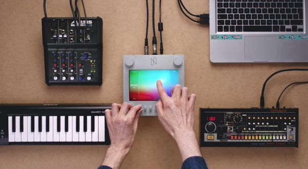 Raspberry Pi Midi Synth