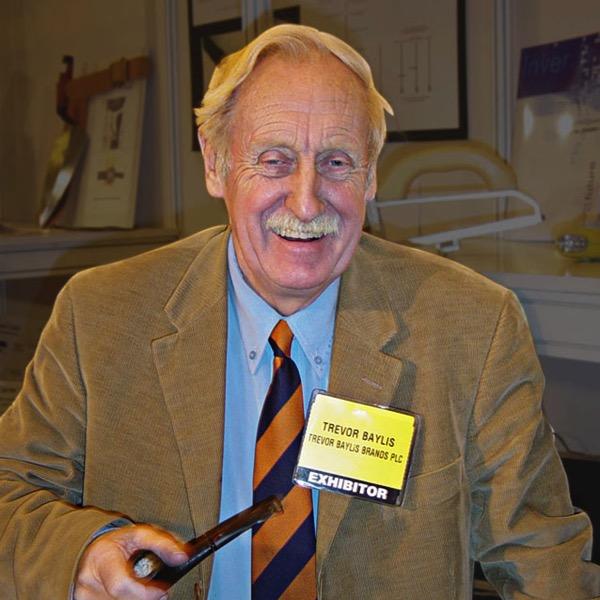 Trevor baylis obituary dezeen sq