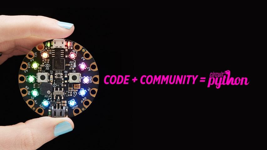 Adafruit Code Community Googleplus-1
