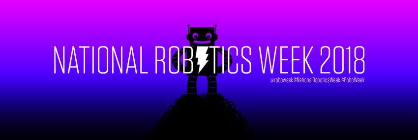 Adafruit national robotics week 2018 blog 1