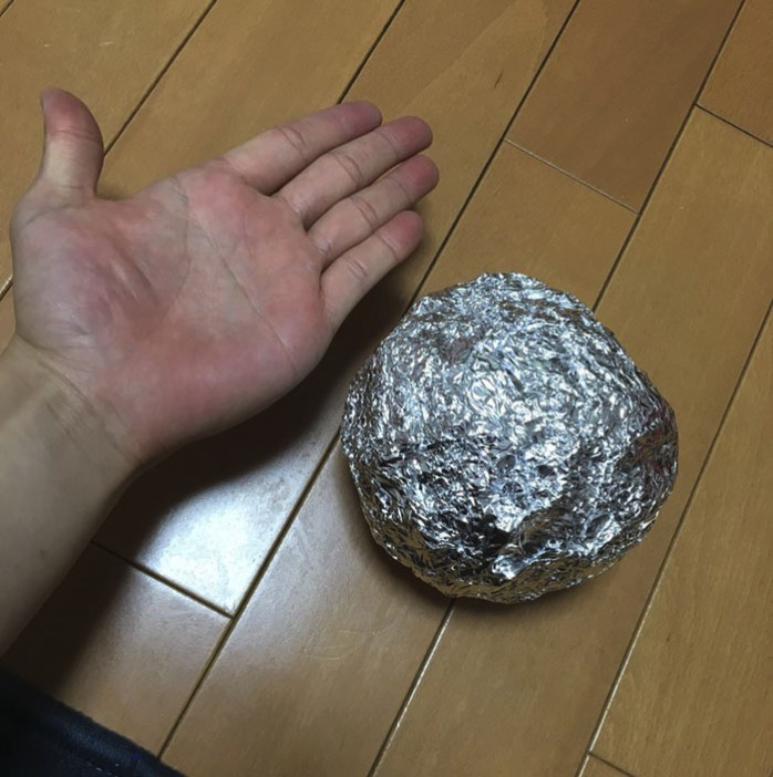 Aluminum foil ball japan 24 5abe232c07ba6 700