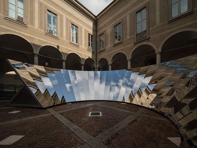 Cos phillip k smith open sky milan design week designboom 02