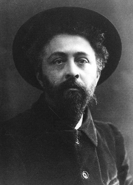 Jean Perrin 1908