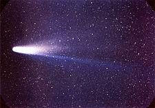 Lspn comet halley