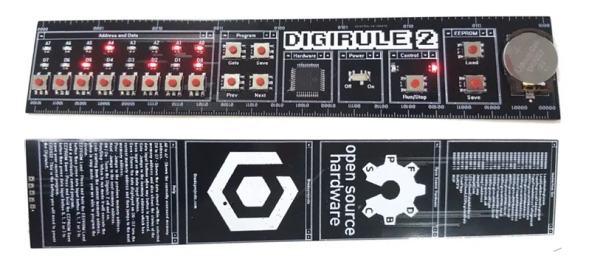 New DigiRule2 programmable ruler